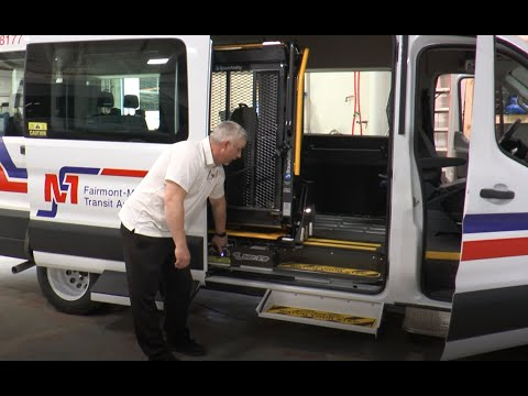 The Transportation Solution You Need ~ One Button = Full ADA Access for All ~ Shift-N-Step by FENTON