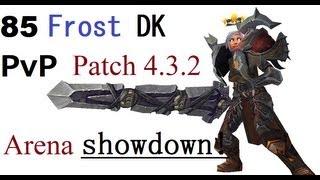 Zangar - 85 Elite Frost DK - PvP - Cataclysm Patch 4.3.2- (1080p HD)