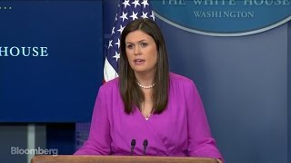 Sanders' Heated Exchange Over Media Coverage of Trump