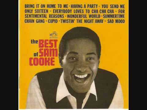 Sam Cooke I love you for Sentimental Reasons