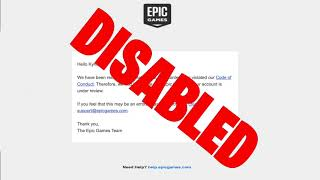 More information about h๐w Support-A-Creator is Disabled by Epic