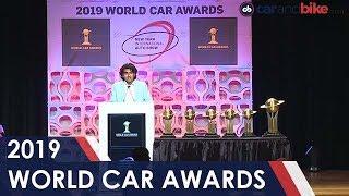 2019 World Car Of The Year Awards | NDTV carandbike