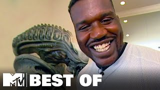 Best Of NBA Star Cribs ft. Shaq, Carmelo Anthony & More | MTV Cribs