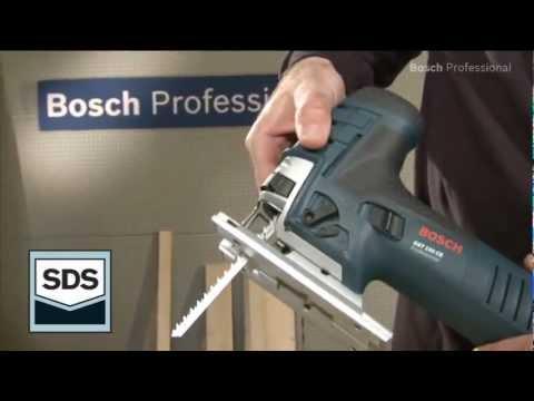 Видео обзор: Лобзик BOSCH GST 150 CE