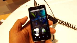 T-Mobile G2X hands-on - this phone is SICK!!!!!