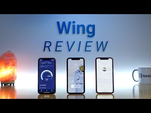 Wing Review! A Better, Cheaper AT&T