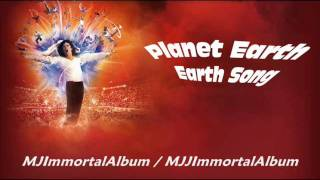 04 Planet Earth - Earth Song (Immortal Version) - Michael Jackson - Immortal
