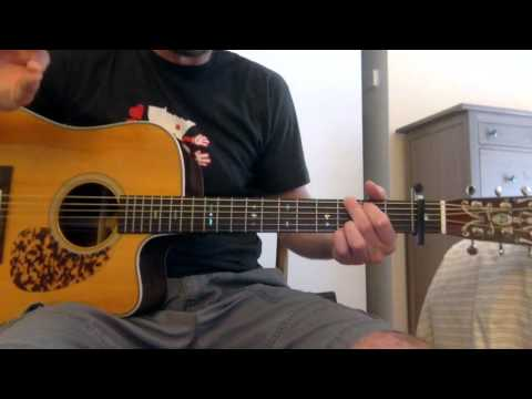 The Lumineers - Cleopatra Acoustic Guitar Lesson