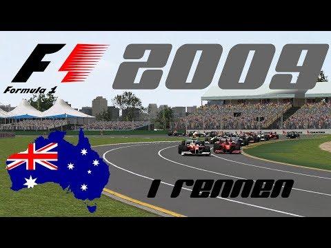 Großer Preis von Australien #01 | rFactor F1 2009 Saison