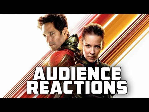 Ant-Man and the Wasp {SPOILERS RE-POST}: Audience Reactions | July 7, 2018