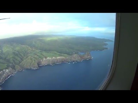 Kalaupapa Trail Hike - Molokai, Hawaii