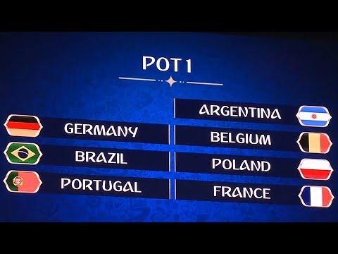 Russia hosts glitzy 2018 World Cup draw