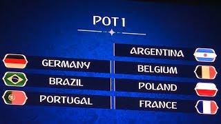 Video Russia hosts glitzy 2018 World Cup draw download MP3, 3GP, MP4, WEBM, AVI, FLV Desember 2017