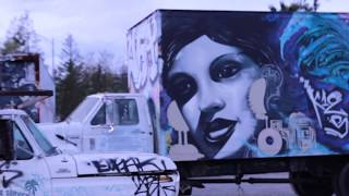 BAY AREA GRAFFITI : From SAN JOSE to the ALBANY BULB