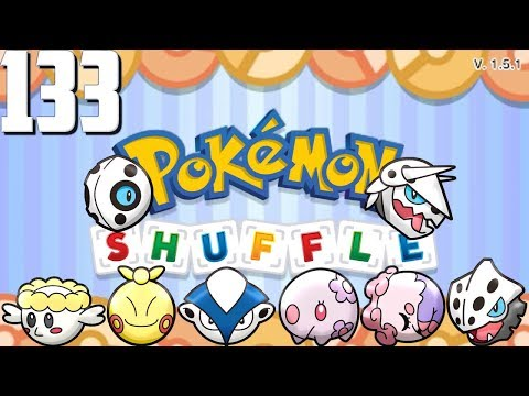 Pokemon Shuffle - UX Main Stages (261-270) - Episode 133