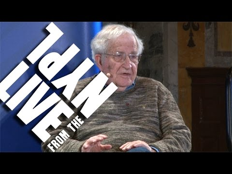 "Noam Chomsky and Yanis Varoufakis: ""The Eurozone's Global Assault on Democracy."""
