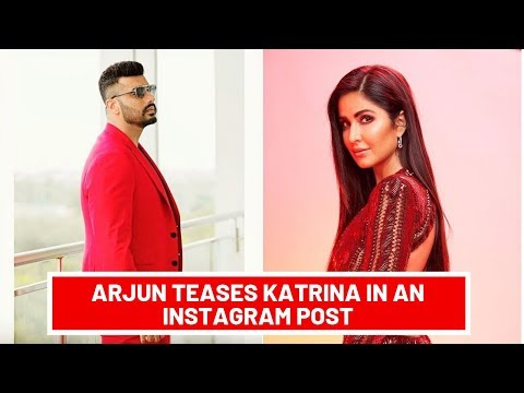 Arjun Kapoor Shares A Picture With Katrina Teasing Her For Not Giving A Selfie | SpotboyE Mp3