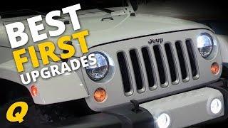 Video Best First Upgrades for Jeep Wrangler JK download MP3, 3GP, MP4, WEBM, AVI, FLV Juli 2018