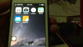 Cài iOS cho Android