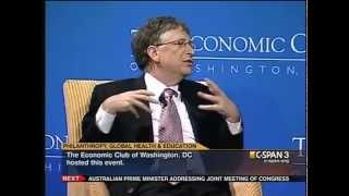 Bill Gates, Chairman, Microsoft Corporation