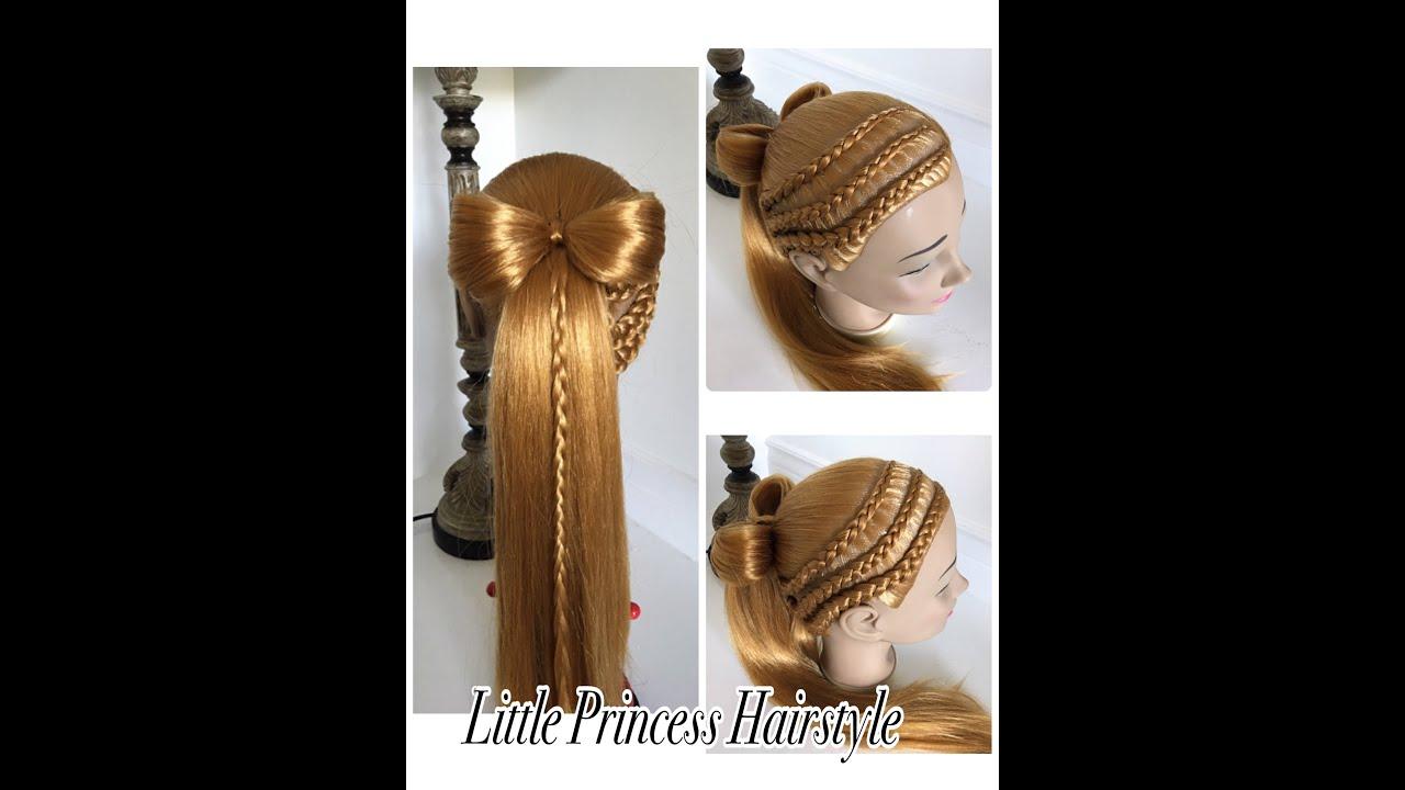 Peinados faciles para ni as con trenza peinados faciles - Peinados bonitos para ninas ...