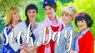 Disney Princess Adventure - Sick Day
