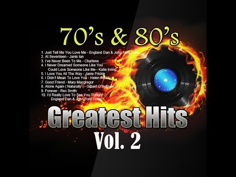 GREATEST HITS of the 70's & 80's Vol.2 Mp3