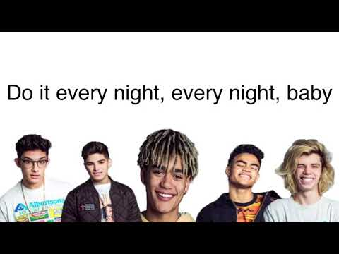 PRETTYMUCH - 10,000 Hours Lyrics