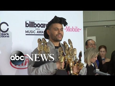 The Weeknd Shows Off New Hair and New Song