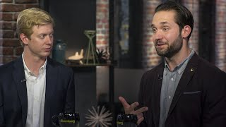 Reddit Founders Talk Internet Privacy, Harassment, Freedom of Speech on 'Bloomberg West' (08/23/16)