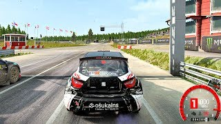 DiRT 4 - Career Mode Gameplay  - Rally Cross (Seat Ibiza RX)