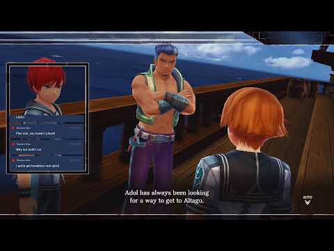 Ys VIII: Lacrimosa of Dana | An RPG Series I've Never Played Before! | Road to 500 |
