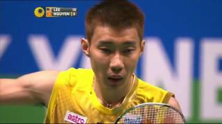 qf ms lee chong wei vs nguyen tien minh 2013 yonex all england