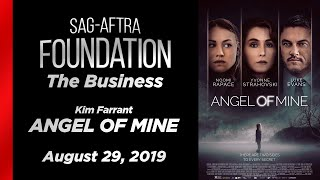 The Business: Q&A with Kim Farrant of ANGEL OF MINE