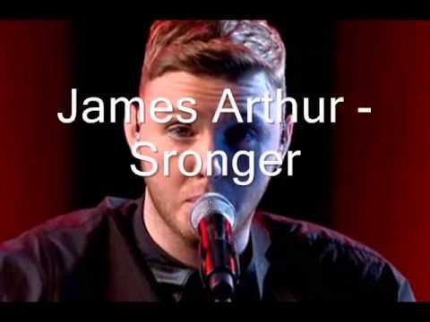James Arthur- stronger