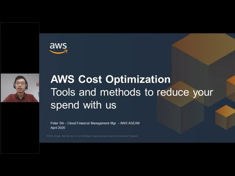 AWS Cost Optimization: Tools and Methods to  Reduce Your Spend With Us
