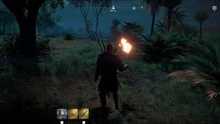 Assassin's Creed Origins ognisty kóń