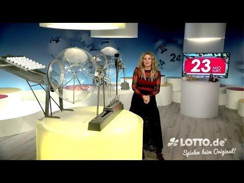 Ziehung Der Lottozahlen Vom 25.12.2019