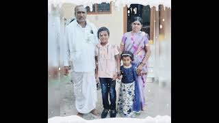 Ma papa puttina roju malli malli ravali   Birthday special telugu song    Hanvika birthday special ♥