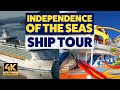 Independence of the Seas Cruise Ship Tour 2019