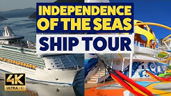 Royal Caribbean Independence of the Seas Cruise Ship Tour