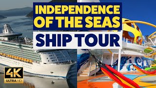 Independence of the Seas Cruise Ship Tour 2018
