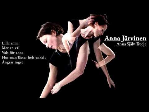 Anna Järvinen - Anna Själv Tredje