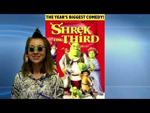 Shrek the Third (2007) Review by Hannah - Hannah's Week -
