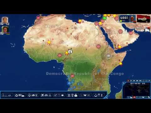Geopolitical Simulator 4: African Diamond Cartel pt. 4 - International Organizations