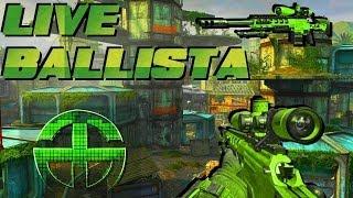 Live Ballista | Découverte du Camouflage 115 militarisé thumbnail