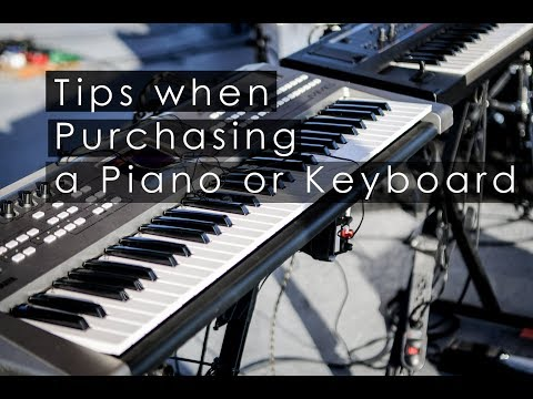 Purchasing a piano   The Hit Music Studio