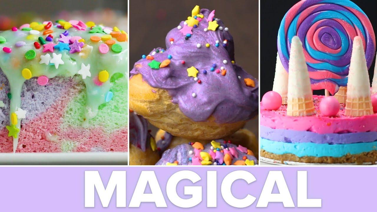 maxresdefault - Magically Delicious Unicorn Desserts