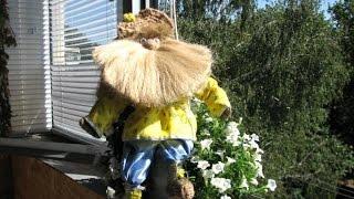 Хотите сшить мягкую игрушку домовенка(Как сшить мягкую игрушку. Этот домовенок, станет хорошей защитой от всех напастей. http://www.sdelaysam-svoimirukami.ru/1752-domo..., 2014-08-25T11:12:20.000Z)