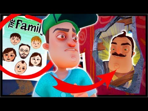 ACT ONE, NEW HOUSE, CAR CRASH NIGHTMARE  Hello Neighbor Final Build Act 1 Full Game